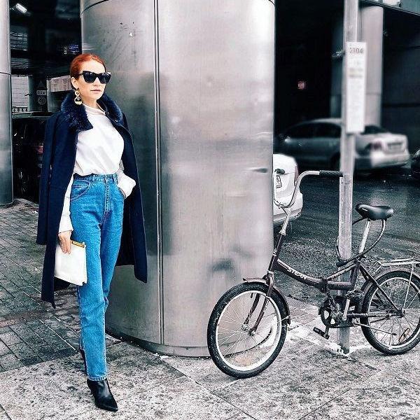 Какие джинсы сделают ноги длиннее и стройнее