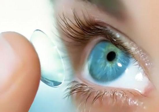 Офтальмолог подбор контактных линз
