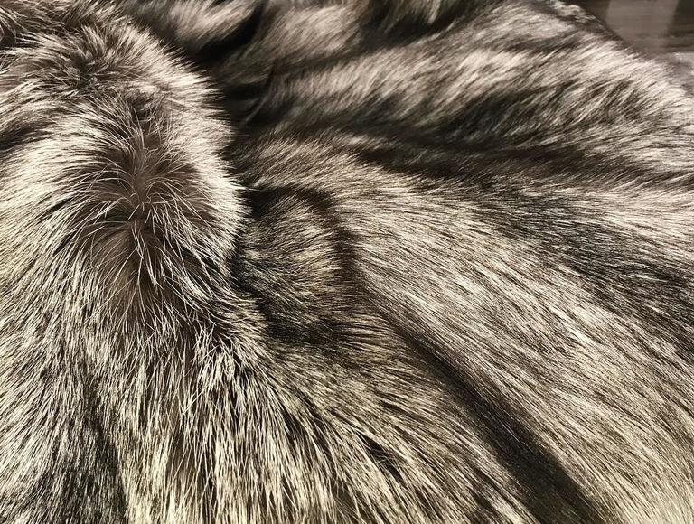 Итальянские ковры пледы из натурального меха