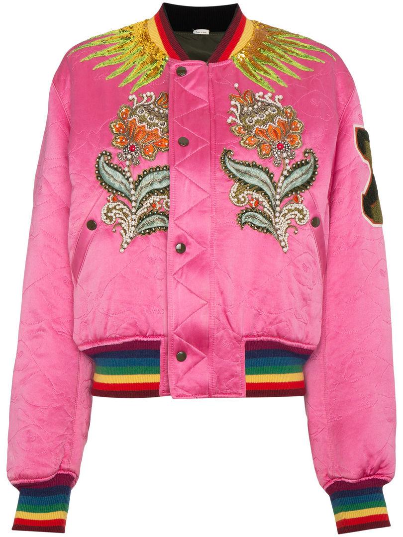 Бомбер Gucci, цена: от 396 000 руб.