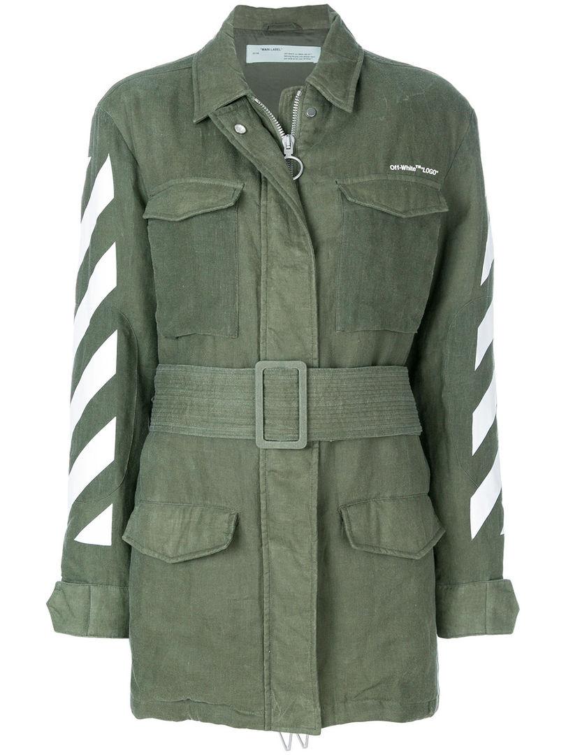Куртка Off-White, цена: от 85 933 руб.