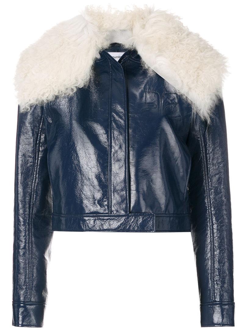 Куртка Courrèges, цена: от 101 116 руб.