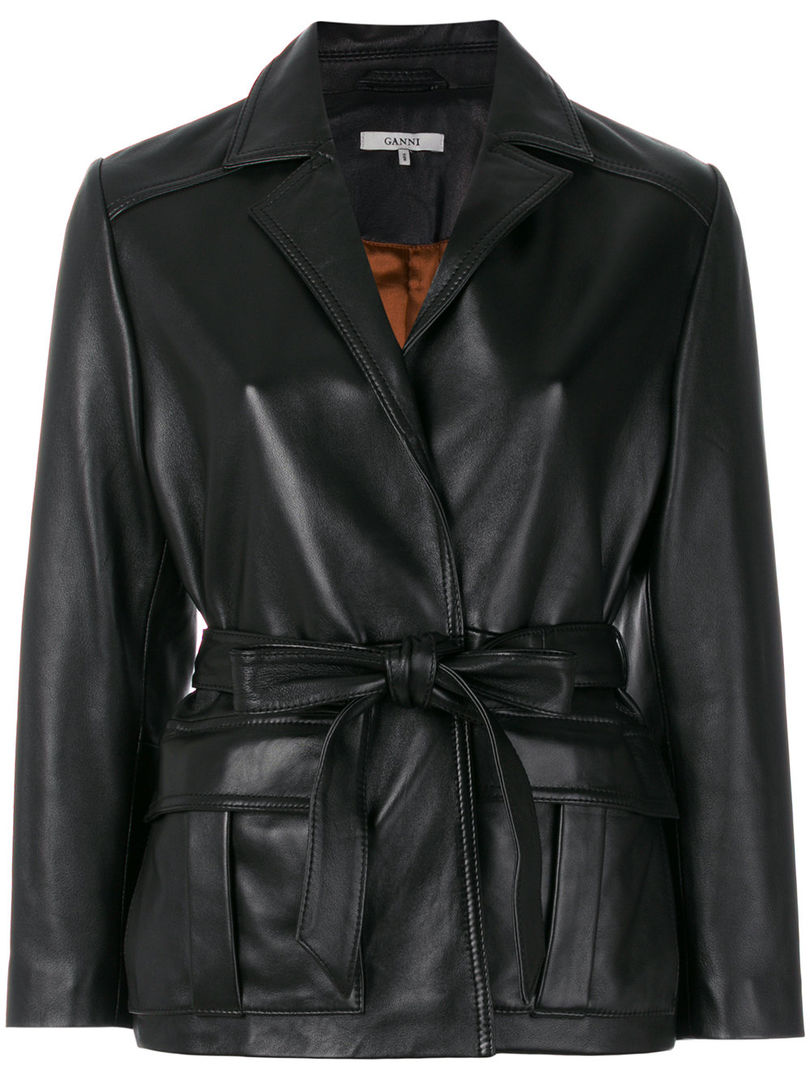 Куртка Ganni, цена: от 39 700 руб.