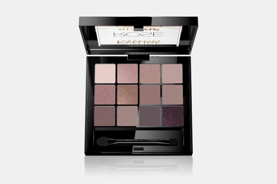Палетка теней Eveline Eyeshadow palette All in One, цена: от 589 руб.
