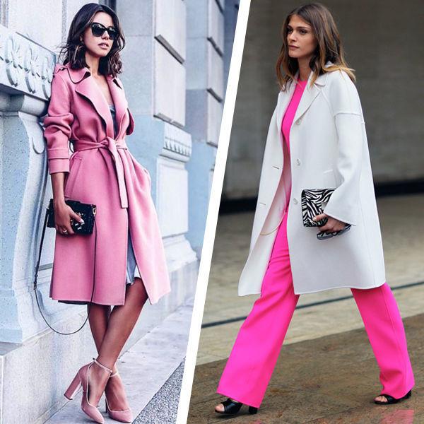 3eeeb527cb3 Розовый — цвет сезона! Как носить его в 35+