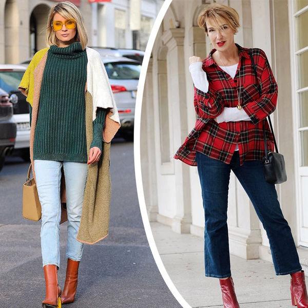 43e380da Какие фасоны джинсов в моде в 2019 году, а какие пора выбросить? - Я Покупаю