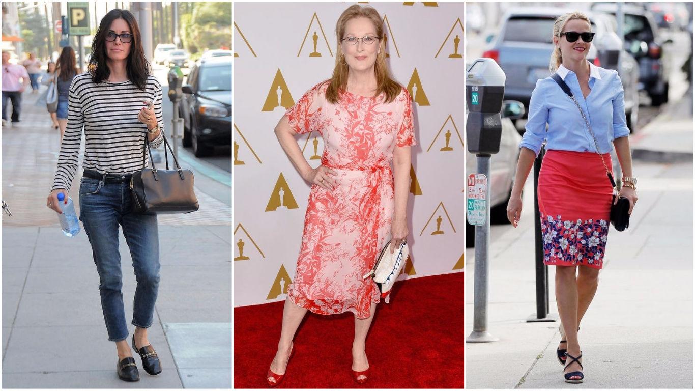 94d6c103b131 Мода для женщин за 40: советы стилистов, которые стоит запомнить - Я ...