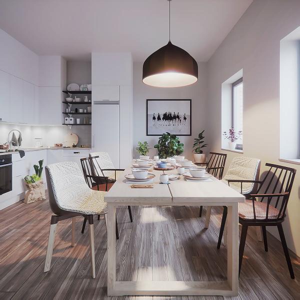 Какой выбрать стол на кухню высоки или низкие?