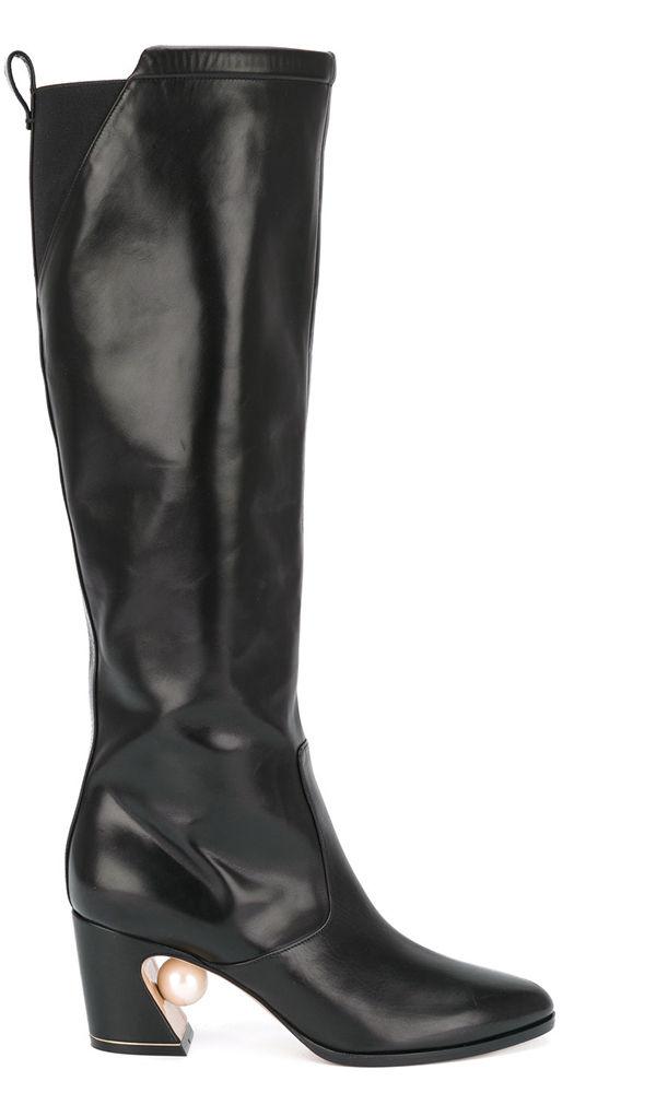 Высокие сапоги Nicholas Kirkwood, цена: от 79 763 руб.
