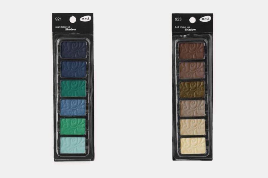 Наборы тенейSet Eyeshadow Jean's в магазине Just Make Up, цена: от 630 руб.