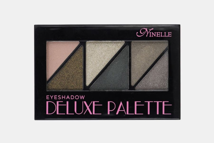 Набор теней для век Ninelle Deluxe Palette, цена: от 459 руб.