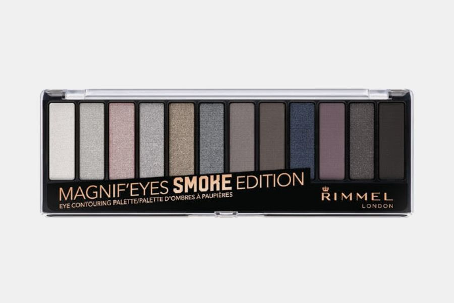 Палетка Rimmel Magnif'eyes Palette, цена: от 779 руб.
